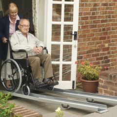 Mobility Care Telescopic Channel Ramps