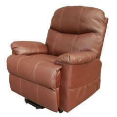 M-Brand Leather Multi Function Recliner