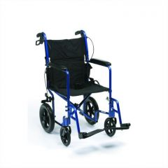 Aluminium Travel Wheelchair