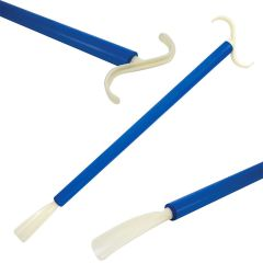 Dress E-Z Long Shoehorn and Dressing Aid