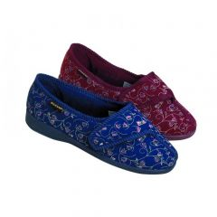 Dunlop 'Bluebell' Ladies Slippers