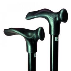 Adjustable Comfort Grip Cane with Small Handle