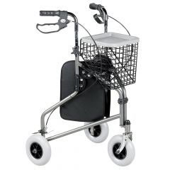 Mobility Care Chrome Rollator