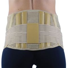 Elasticated Lumbar Sacral Support