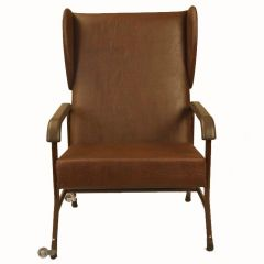 Extra Wide High Back Chair