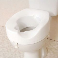 Melton Sloped Raised Toilet Seats