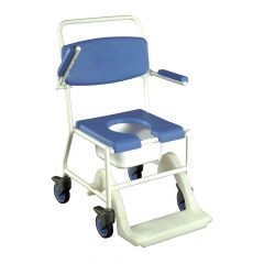 Mobile Shower Commode Chair