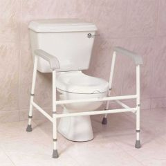 Nuvo Extra Wide Toilet Frame