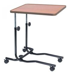 Overbed/Chair Table - Wheeled