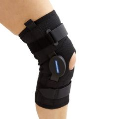 Pace Hinged Short Knee Brace