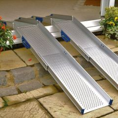Perfolight-combi Telescopic Channel Ramps