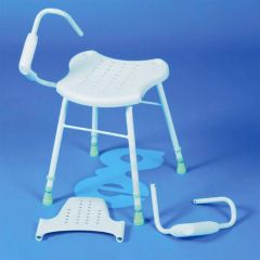 Prima Modular Perching Stool - with Arms and Back