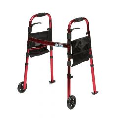 Ready Set Go Travel Walking Frame With Wheels