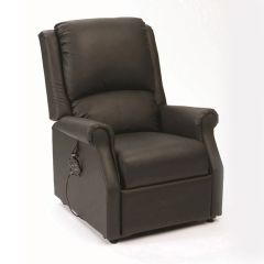 Rise and Recline Chair with Anti-Microbial PVC