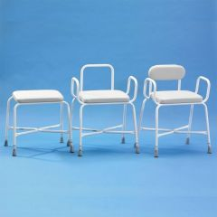 Sherwood Plus Bariatric Shower/Perching Stools