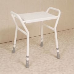 Shower Stool With Handles