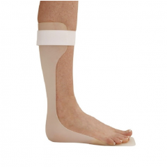 Solid Ankle and Foot Orthotic