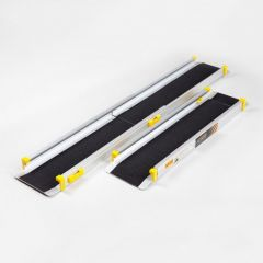 Telescopic Non-Slip Channel Ramps