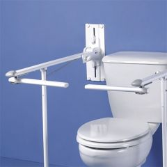 Toilet Front Rails - Set of Two