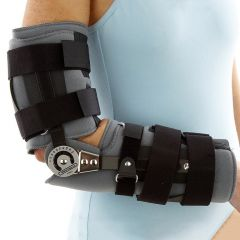 Universal Hinged Arm Brace