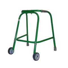 Wheeled Walking Frame For A Child