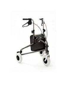 Three Wheel Walker with Bag