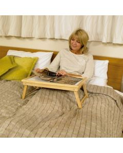 Wooden Bed Tray With Legs