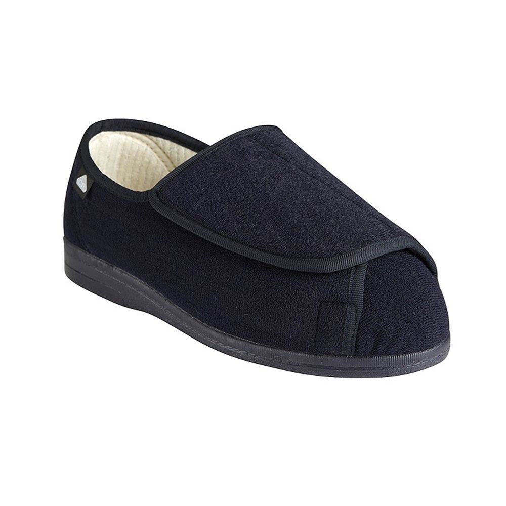 Whitby Extra Wide Slippers - Essential