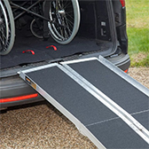 Wheelchair Ramps & Scooter Ramps