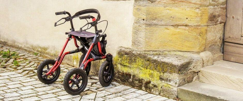 All You Need To Know About Wheeled Walkers and Rollators