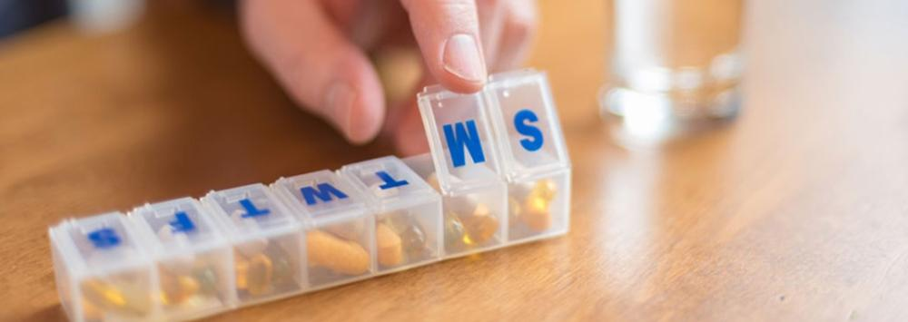 Pill Boxes - Things to Think About When Organising Your Medication