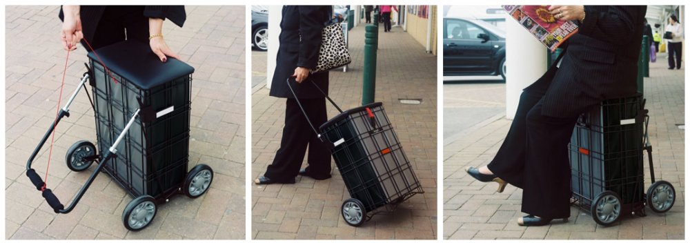 How a Shopping Trolley Bag Can Improve your Way of Life