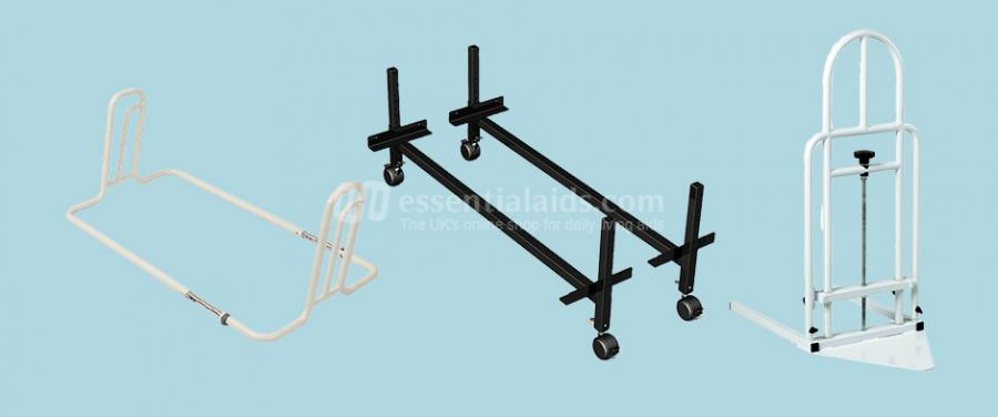 Bedroom Aids - Useful Equipment to Help Get In and Out of Bed