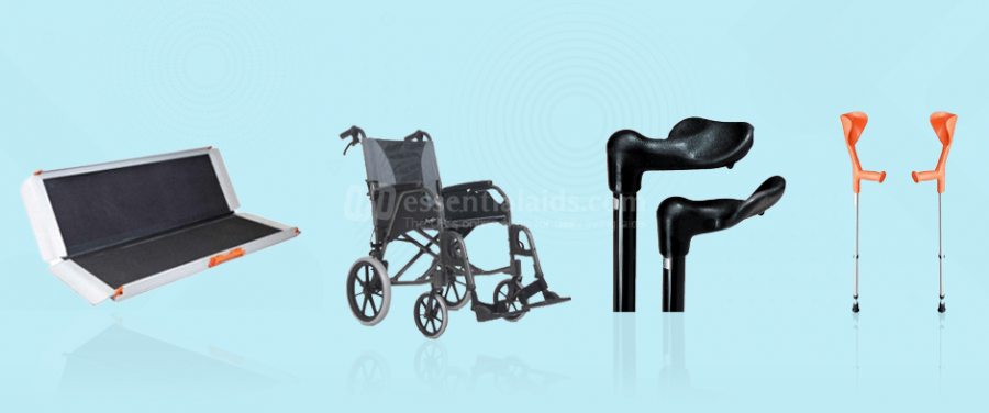 Six Key Mobility Aids To Get From A to B