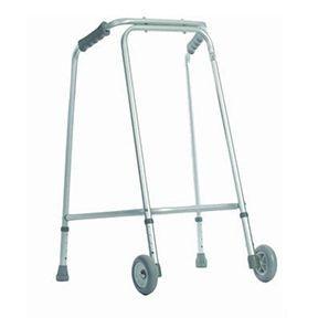 Walking frames can be useful rehabilitation following a stroke