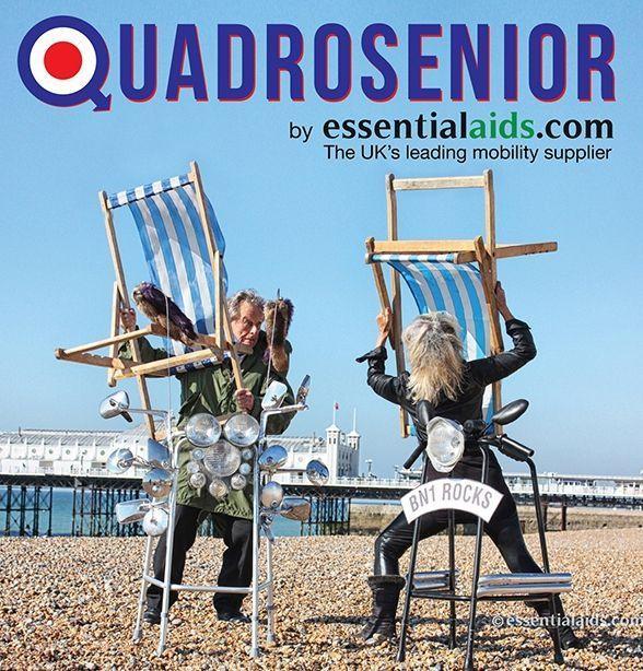 Quadrosenior by Essential Aids